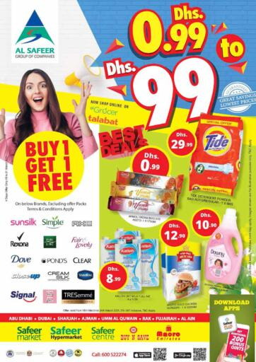 UAE - Abu Dhabi Safeer Hyper Markets offers in D4D Online. Best Deals. Choose More At Exciting Prices From Safeer Hyper Market With Their Best Deals Offer. Valid Till 24th March 2021.  Enjoy Shopping!!!. Till 24th March