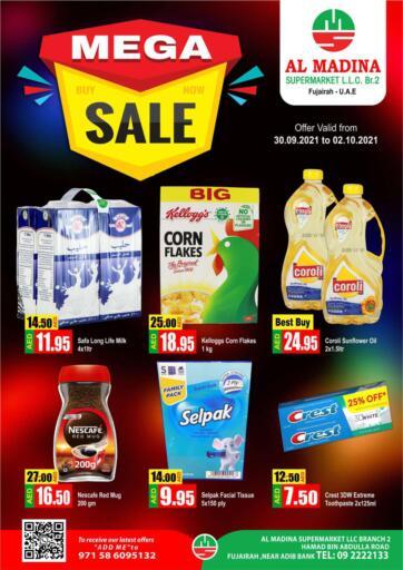 UAE - Fujairah Al Madina Supermarket LLC offers in D4D Online. Hamad Bin Abdullah Road, Fujairah. . Till 2nd October