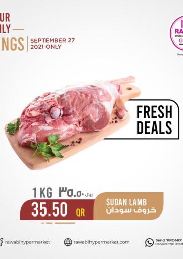 Qatar - Al Rayyan Rawabi Hypermarkets offers in D4D Online. Daily Savings. . Only on 27th September