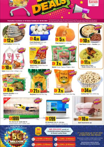 Qatar - Al-Shahaniya Safari Hypermarket offers in D4D Online. Daily Deals. . Only On 20th June