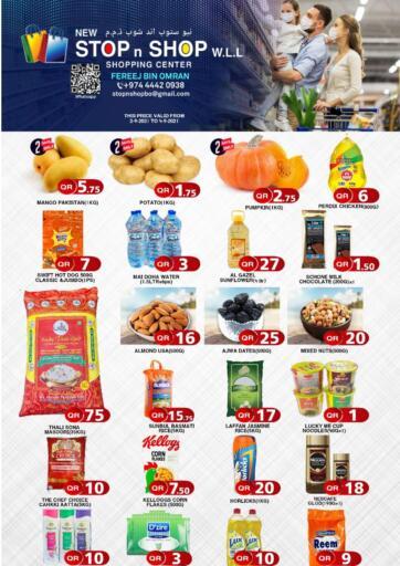 Qatar - Doha New Stop n Shop @Fereej Bin Omran offers in D4D Online. Weekend Offers. . Till 4th September