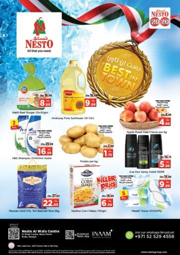 UAE - Fujairah Nesto Hypermarket offers in D4D Online. Rolla, Sharjah. . Till 16th October