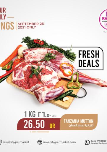 Qatar - Al Rayyan Rawabi Hypermarkets offers in D4D Online. Your Daily Savings. . Only On 26th September