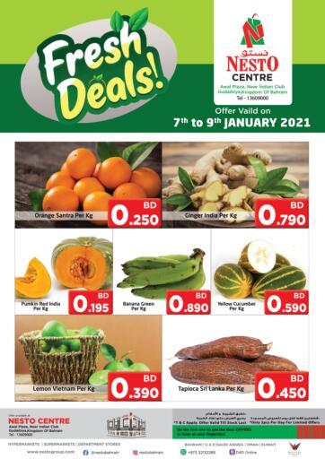 Bahrain NESTO  offers in D4D Online. Fresh Deals. . Till 09th January