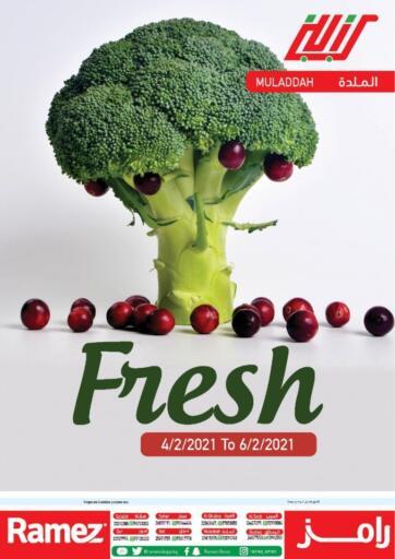 Oman - Salalah Ramez  offers in D4D Online. Muladdah - Fresh Deals. . Till 6th February