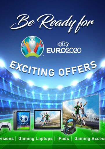 Oman - Sohar Sharaf DG  offers in D4D Online. Be Ready For Euro 2020. . Until stock Last