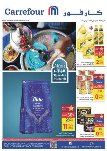 Oman - Salalah Carrefour offers in D4D Online. Ramadan Mubarak. . Till 31st March