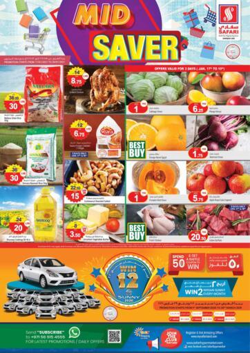 UAE - Dubai Safari Hypermarket  offers in D4D Online. Mid Saver. . Till 20th January