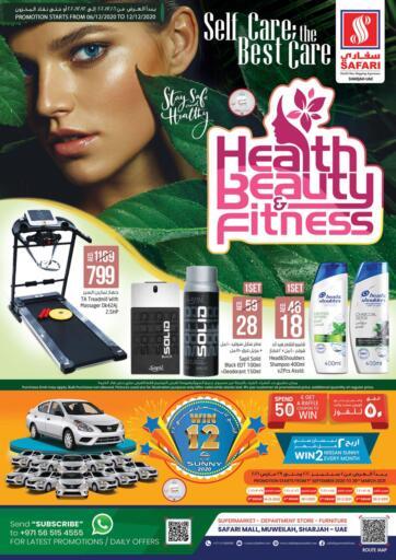 UAE - Dubai Safari Hypermarket  offers in D4D Online. Health Beauty & Fitness. . Till 12th December