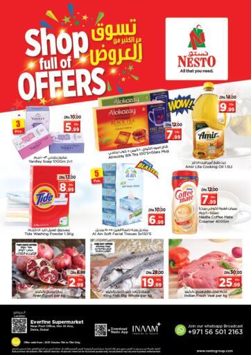 UAE - Sharjah / Ajman Nesto Hypermarket offers in D4D Online. Hor Al Anz - Dubai. . Till 13th October