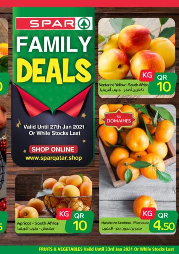 Qatar - Al Khor SPAR offers in D4D Online. Family Deals. Family Deals Offers Are Available At SPAR. Get Your Favourite Products at Exclusive Prices. Offers  Are Valid    Until Stock Last.. Grab It Now! Enjoy Shopping!!!. Until Stock Last