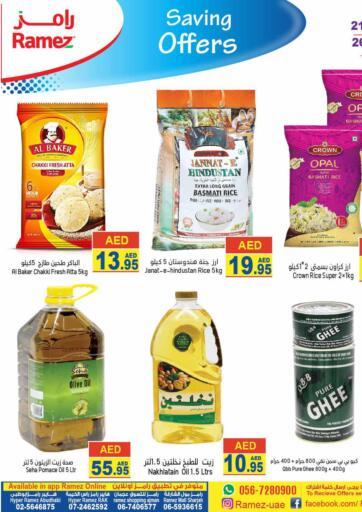 UAE - Sharjah / Ajman Aswaq Ramez offers in D4D Online. Saving Offers. . Till 26th October