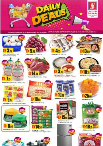 Qatar - Al-Shahaniya Safari Hypermarket offers in D4D Online. Daily Deals. . Only On 28th June