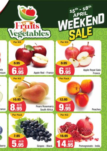 UAE - Abu Dhabi West Zone Supermarket offers in D4D Online. Weekend Sale. . Till 18th April