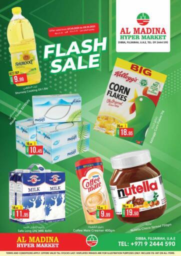 UAE - Fujairah Al Madina Supermarket LLC offers in D4D Online. Dibba, Fujairah. . Till 9th October