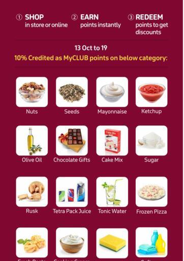 Qatar - Al Khor Carrefour offers in D4D Online. MyClub Offer. . Till 19th October