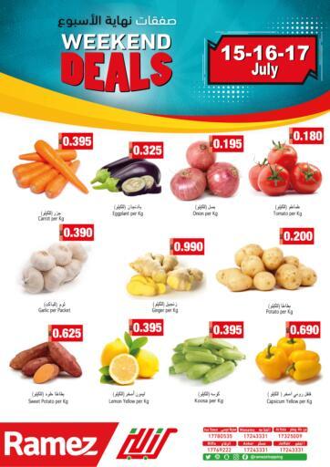 Bahrain Ramez offers in D4D Online. Weekend Deals. . Till 17th July