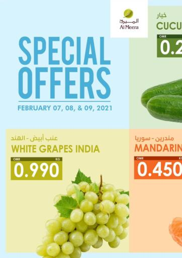 Oman - Muscat Al Meera  offers in D4D Online. Special Offers. . Till 9th February