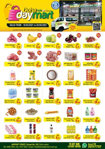 Qatar - Doha Doha Daymart offers in D4D Online. Special Offer. . Until Stock Last