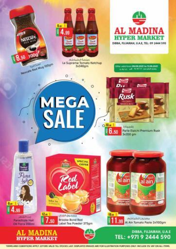 UAE - Fujairah Al Madina Supermarket LLC offers in D4D Online. Dibba, Fujairah. . Till 11th September