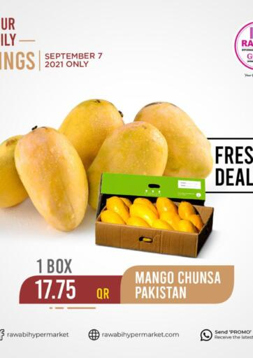 Qatar - Al Rayyan Rawabi Hypermarkets offers in D4D Online. Your Daily Savings. . Only on 7th September