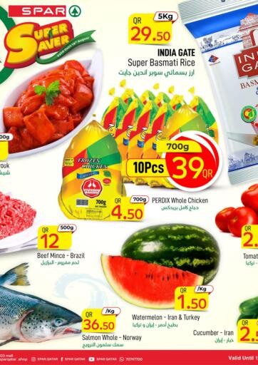 Qatar - Al Khor SPAR offers in D4D Online. SPAR SUPER SAVER DEALS !. SPAR SUPER SAVER DEALS ! Offers Are Available At SPAR. Get Your Favourite Products at Exclusive Prices. Offers  Are Valid Until Stock Last.  .. Grab It Now Enjoy Shopping!!!. Until Stock Last