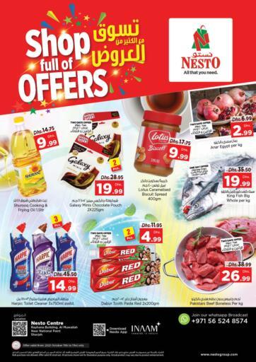 UAE - Fujairah Nesto Hypermarket offers in D4D Online. National Paint, Sharjah. . Till 13th October