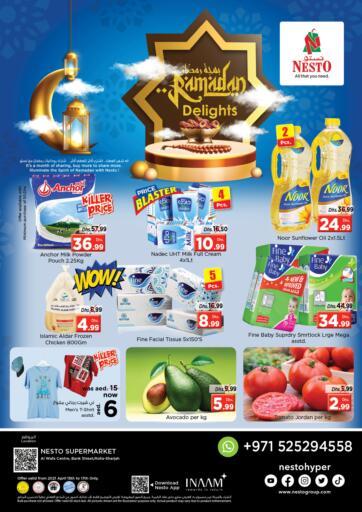 UAE - Sharjah / Ajman Nesto Hypermarket offers in D4D Online. Rolla, Sharjah. . Till 17th April