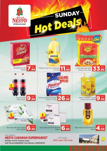 UAE - Dubai Nesto Hypermarket offers in D4D Online. DIP - Dubai. . Only On 11th April