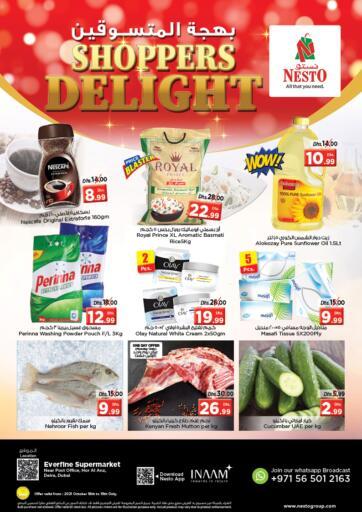 UAE - Sharjah / Ajman Nesto Hypermarket offers in D4D Online. Hor Al Anz - Dubai. . Till 19th October