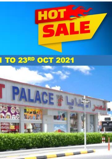 UAE - Sharjah / Ajman GIFT PALACE offers in D4D Online. Hot Sale. . Till 23rd October