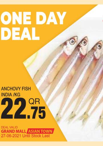 Qatar - Al-Shahaniya Grand Hypermarket offers in D4D Online. One Day Deal. . Only On 27th June