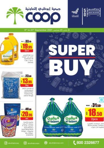 UAE - Abu Dhabi Abu Dhabi COOP offers in D4D Online. Super buy. . Till 21st September