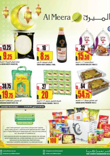 Qatar - Doha Al Meera offers in D4D Online. Pre Ramadan Offers. Pre Ramadan Offers Are Available At Al Meera. Offers Are Valid Till  07th April. Enjoy Shopping!!!. Till 07th April