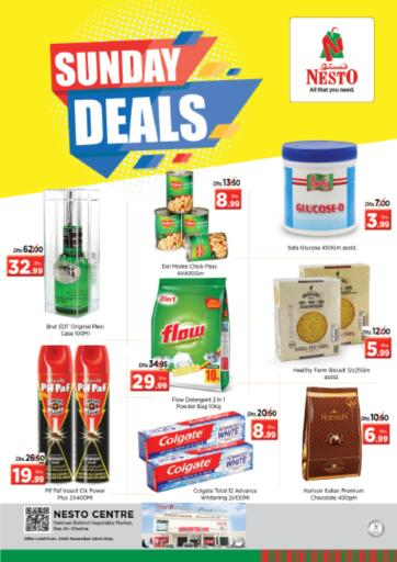 UAE - Ras al Khaimah Nesto Hypermarket offers in D4D Online. Ras Al Khaima. . Only on 22nd November