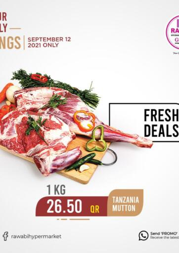 Qatar - Al Rayyan Rawabi Hypermarkets offers in D4D Online. Your Daily Savings. . Only On 12th September