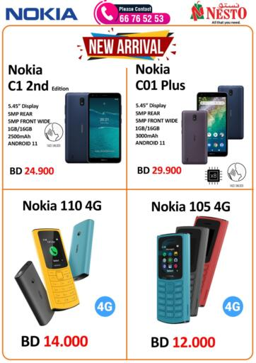Bahrain NESTO  offers in D4D Online. New Arrival. . Until Stock Lasts