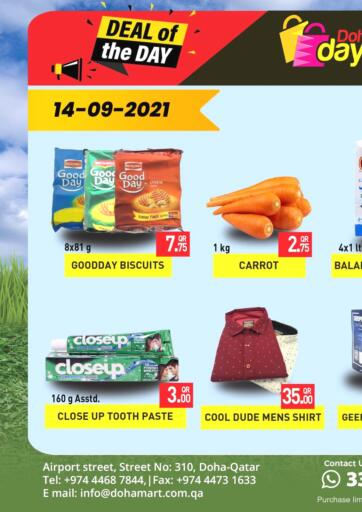 Qatar - Doha Doha Daymart offers in D4D Online. Deal Of The Day. . Only On 14th September