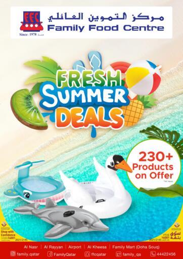 Qatar - Al-Shahaniya Family Food Centre offers in D4D Online. Fresh Summer Deals at Family Food Centre. Fresh Summer Deals Offers Are Available At Family Food Centre. Offers Are Valid Till  5th June. Enjoy Shopping!!. Till 5th June