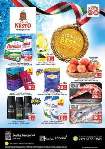 UAE - Sharjah / Ajman Nesto Hypermarket offers in D4D Online. Hor Al Anz - Dubai. . Till 16th October