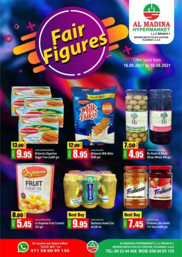 UAE - Fujairah Al Madina Supermarket LLC offers in D4D Online. Bidya Police Station, Fujairah. . Till 18th September