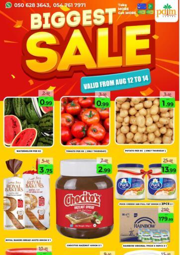 UAE - Sharjah / Ajman Palm Centre LLC offers in D4D Online. Biggest Sale. . Till 14th August