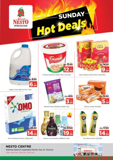 UAE - Ras al Khaimah Nesto Hypermarket offers in D4D Online. Ras Al Khaima. . Only on 27th December