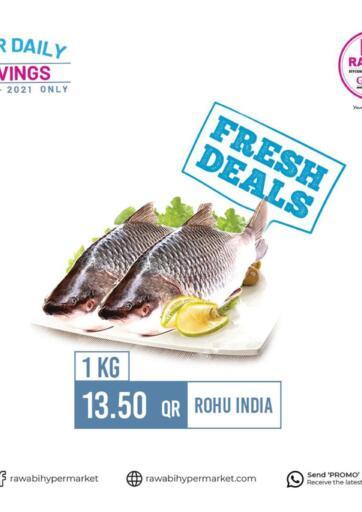 Qatar - Al-Shahaniya Rawabi Hypermarkets offers in D4D Online. Fresh Deals. . Only On 01st August