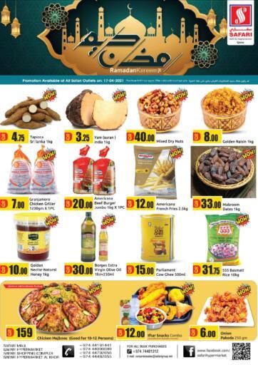 Qatar - Al Daayen Safari Hypermarket offers in D4D Online. Daily Deals. . Only On 17th April