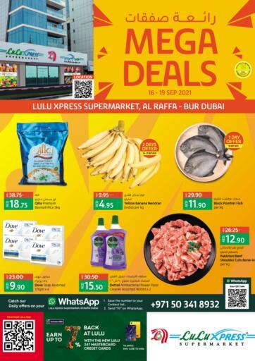 UAE - Ras al Khaimah Lulu Hypermarket offers in D4D Online. Great Deals. . Till 19th September
