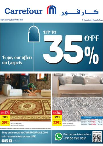 UAE - Dubai Carrefour UAE offers in D4D Online. Carpet Offers. . Till 15th May