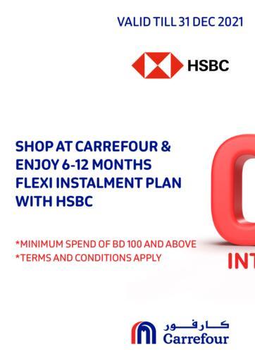 Bahrain Carrefour offers in D4D Online. 0% Interest. . Till 31st December