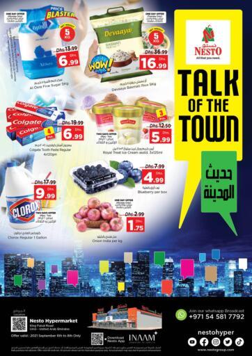 UAE - Dubai Nesto Hypermarket offers in D4D Online. Umm Al Quwain. . Till 08th September