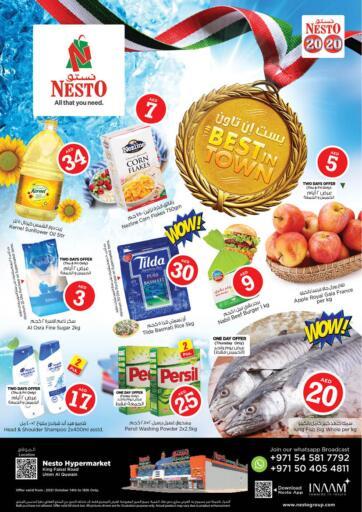 UAE - Dubai Nesto Hypermarket offers in D4D Online. Umm Al Quwain. . Till 16th October